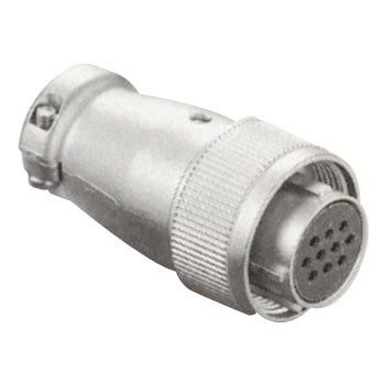 Panel to Cable Wire Relay Connector SRCN Series, Straight Plug