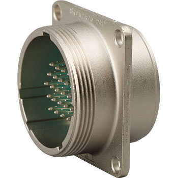 Panel to Cable Wire Relay Connector SRCN Series, Panel Mounting Receptacle