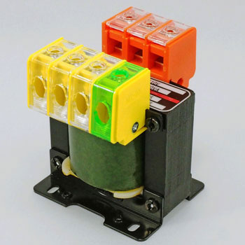 Single Phase Double Transformer SB-E Series, Static Shield