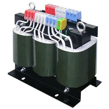 Three-phase compound-wound transformer 3RT series