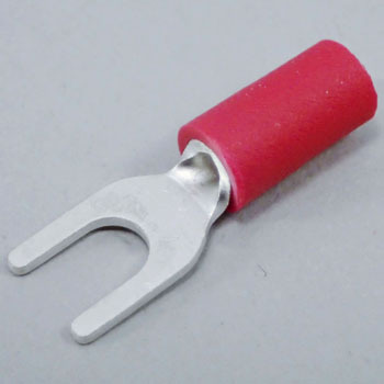 Vynil Insulation Corner Tip Opened Terminal, Straight