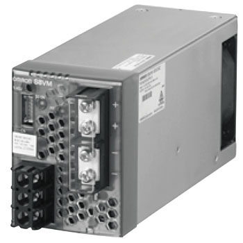 Switching Power Supply Type S8VM With Covering