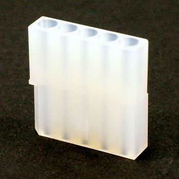 Miniature Receptacle Housing, 3.68mm Pitch 1625