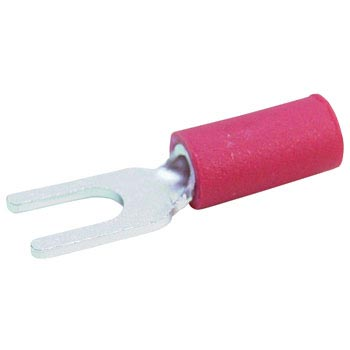 Insulating Sheath Tip Open Type Crimp Terminal V Type
