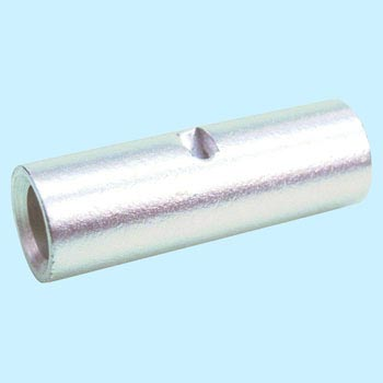 Bare Crimping Sleeve for Copper Wires, For Straight Facing B Type