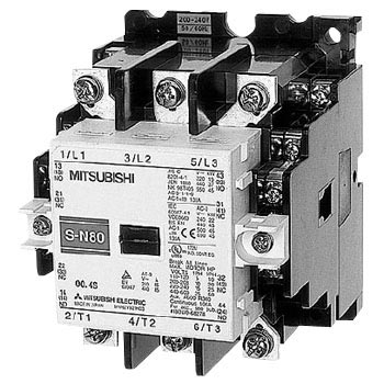Electromagnetic Switches And Contactors, S-N Type