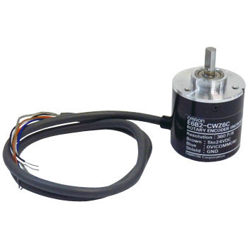 Rotary Encoder Incremental Form E6B2-C