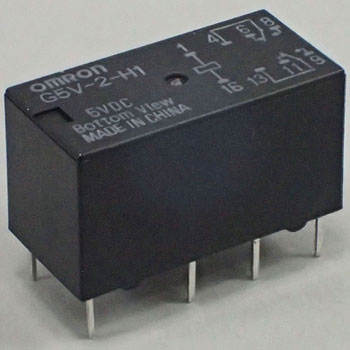 G5V-2 Low Signal Relay