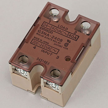 Solid State - Relay G3NA