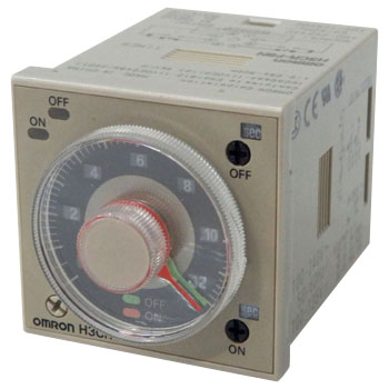 Solid-State Timer H3CR-F