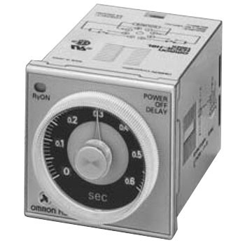 Solid-State Timer H3CR-H