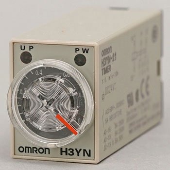 Solid-State Timer H3Yn-2 And H3Yn-21