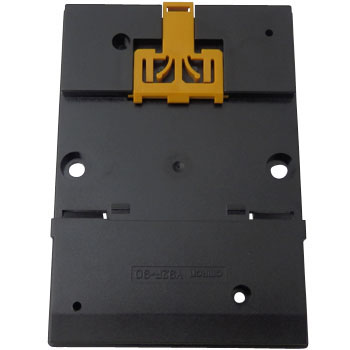 Base for DIN Rail Attachment