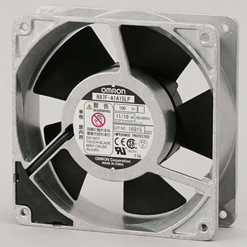AC Axial Fan R87F