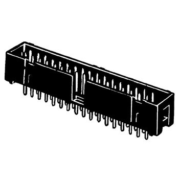 Flat Cable Connector, Types In GeneralXg4 Box Type Plug