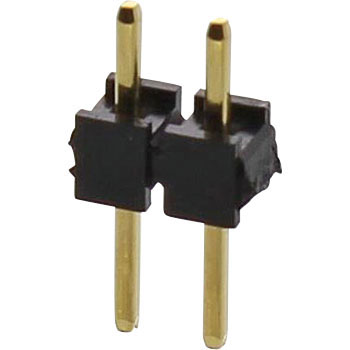 Low-profile Single Row Jumper Plug XG8S