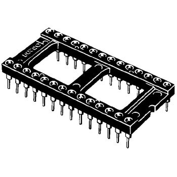 Ic Socket Open Frame Type Xr2