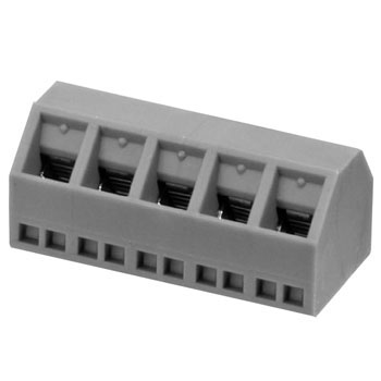 Terminal-Block Xw4 for Printed Circuit Boards