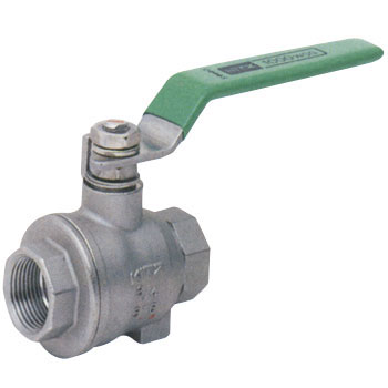 1000 Type Stainless Steel Ball Valve, Full BoaUtfm Series