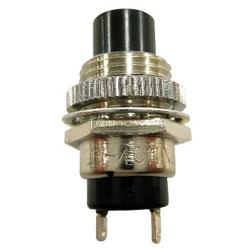 Large Bushing Type Push Button Switch S Series