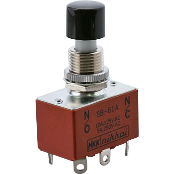 Small Push Button Switch S Series