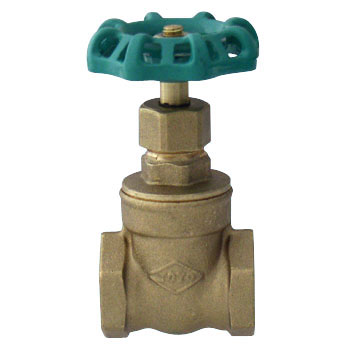 125 Type Gate Valve Made From Brass