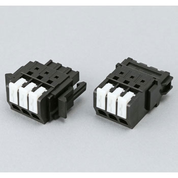 Screw-less terminal block 2-piece type relay ML-4500