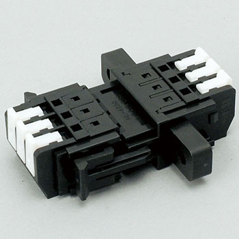 Screwless Terminal Block