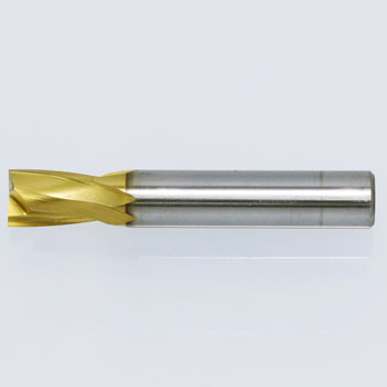2 Flute G Key End Mill