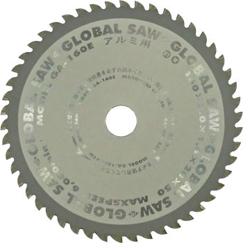 GLobal saw for aluminum only