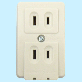 Triple Outlet
