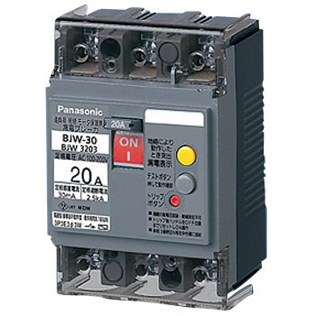Fault Current Breaker Bjw Type