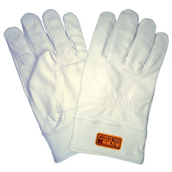 Antivibration Gloves, Pig Leather