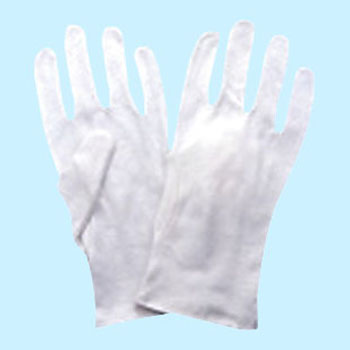 Quality Control for Work Gloves Cotton No Interlock