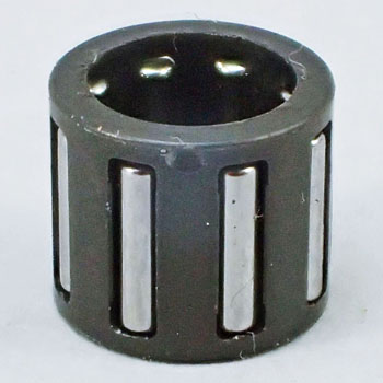 Needle roller with cage