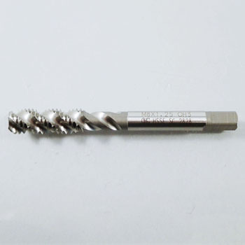 Spiral fluted tap (short chamfer type) (EX-SC-SFT)