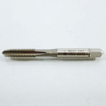 Hand Thread Tap for Left-Hand Screw