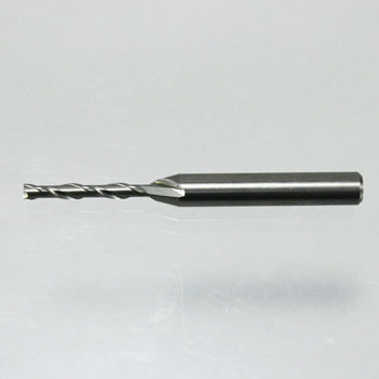 Carbide Square End Mill 2 Flute