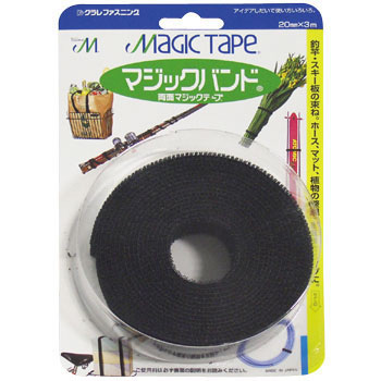 "Hook and Loop Fastener, ""Magic Band"""
