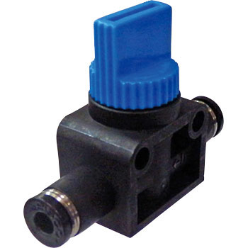 Hand Valve Union Straight Three Way Valve