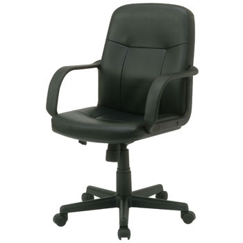 Astonishing Leather Office Chair Interior Design Ideas Truasarkarijobsexamcom