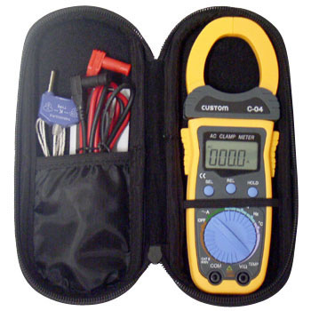Digital Ac Clamp Meter