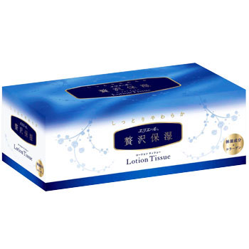 Lotion Tissue Luxury Moisturizer