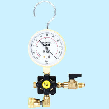 Ultra Mini Vacuum Pump Vacuum Gauge Kit