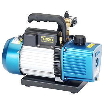High Efficiency Two Stage Vacuum Pump, Anti Back Flow Valve