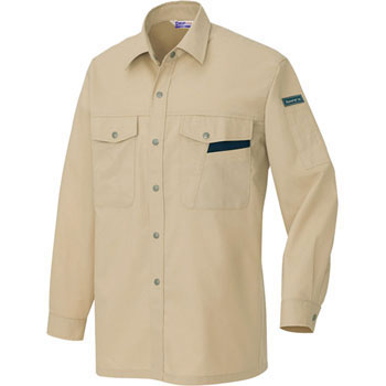 AZ-965 best cotton long-sleeved shirt (for the year)