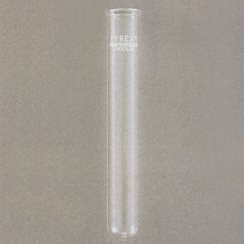Test Tube, With A Rim