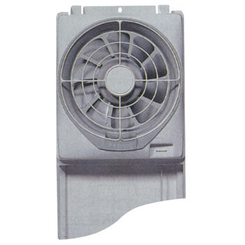 Ventilation Fan Window: Main Body