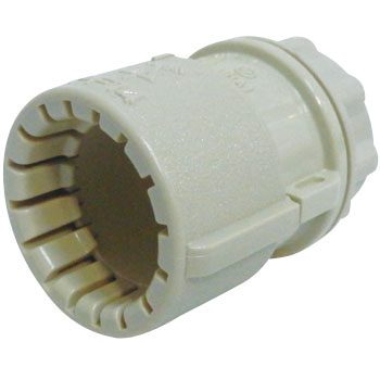 Pf Tube Connector, Gs Type