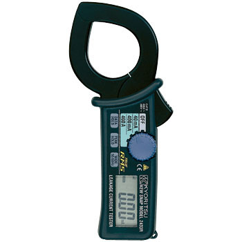 Leak Current Measuring Clamp Meter